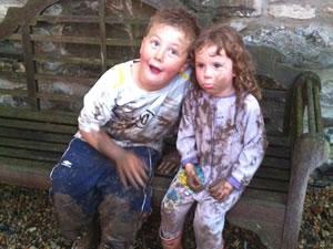 we love mud we do